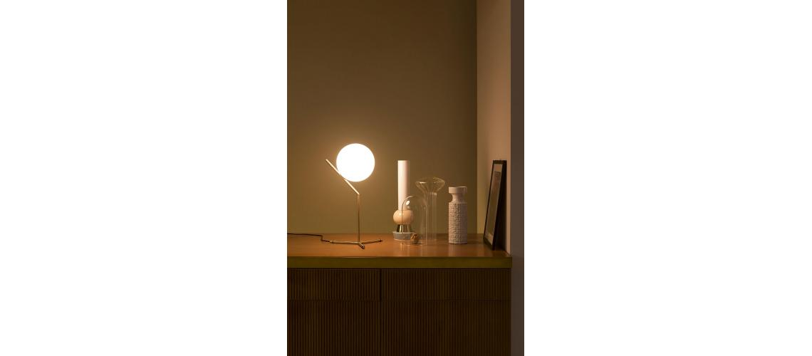 verlichting Flos IC-light tafellamp