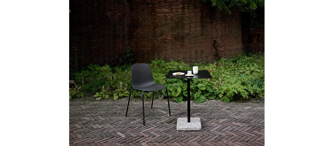hay Terrazzo tafel outdoor