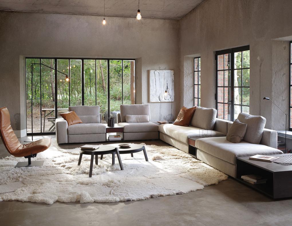 Indera luv nieuwe collectie zetel sofa belgisch design